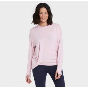 Women's Cozy Lightweight French Terry Top